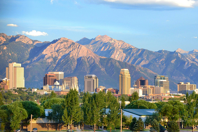 """Salt Lake City"""