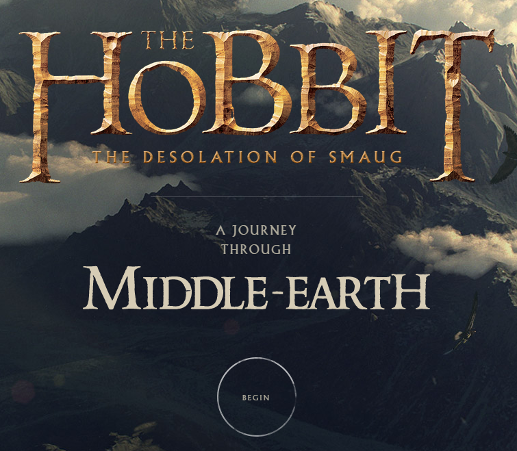 middle-earth, the desolation of smaug